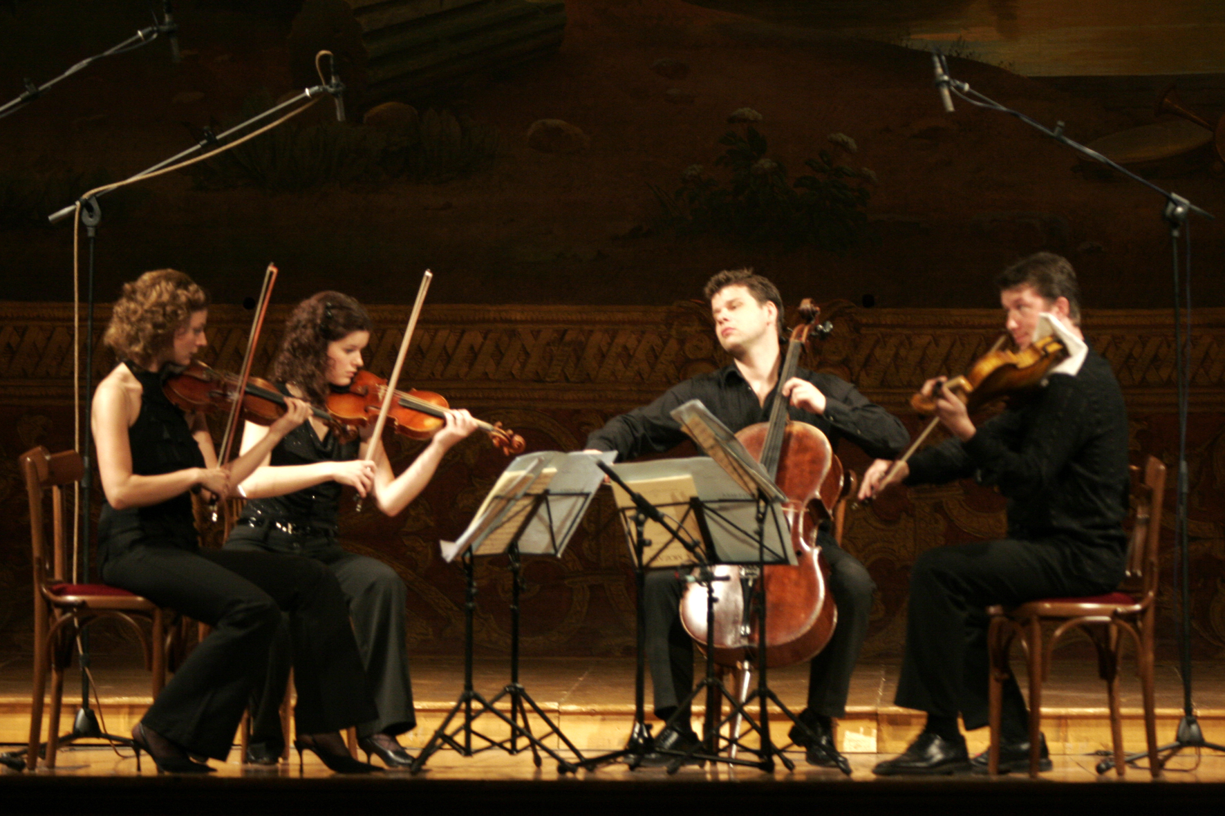 Quartetto Pavel Haas (Repubblica Ceca)