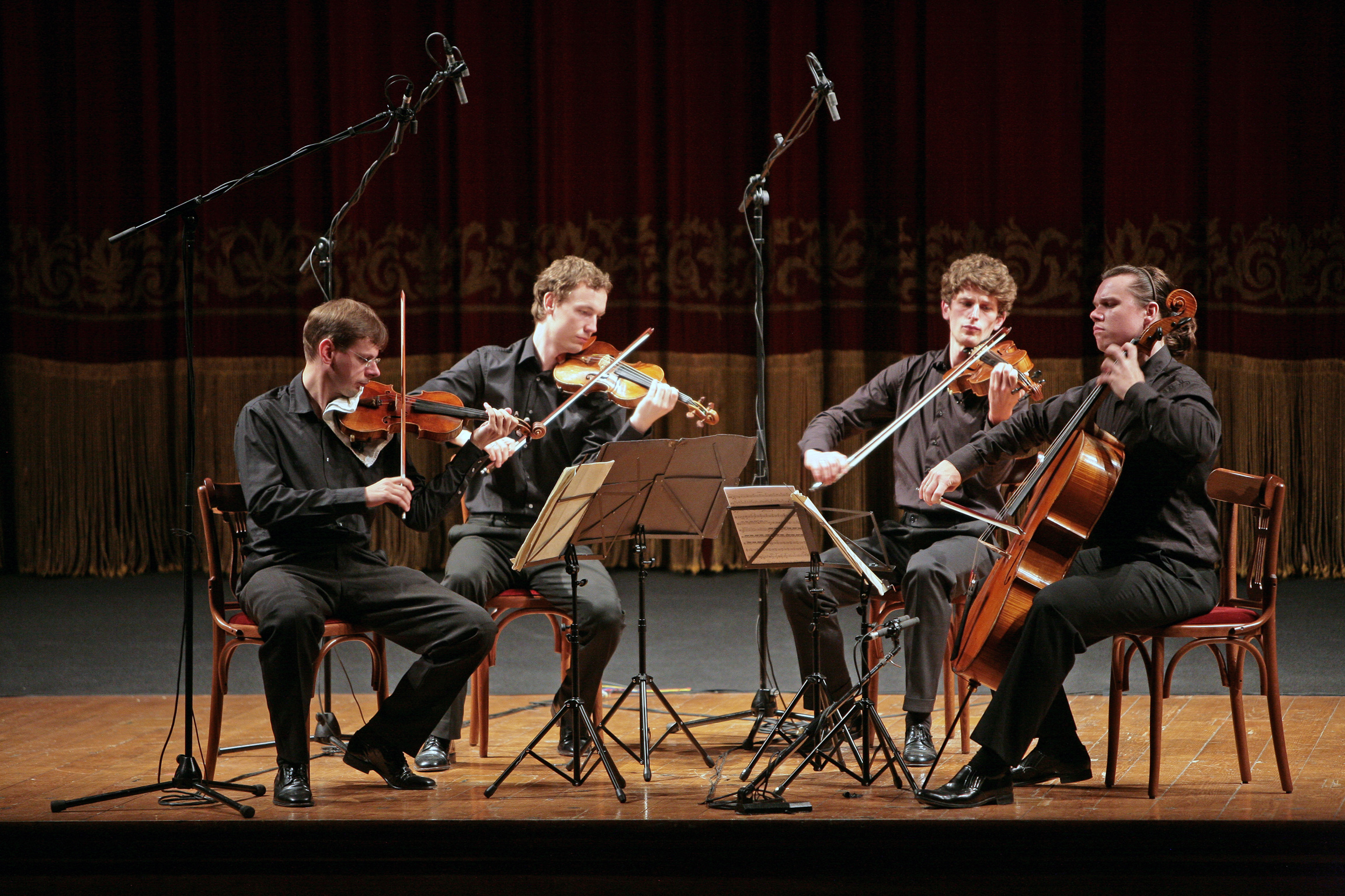 Bennewitz Quartet (Czech Republic)